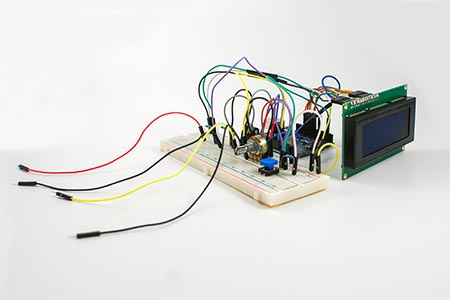 Digital Multimeter c++ project