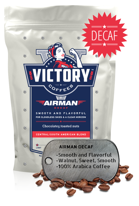 Victory Coffees - Airman