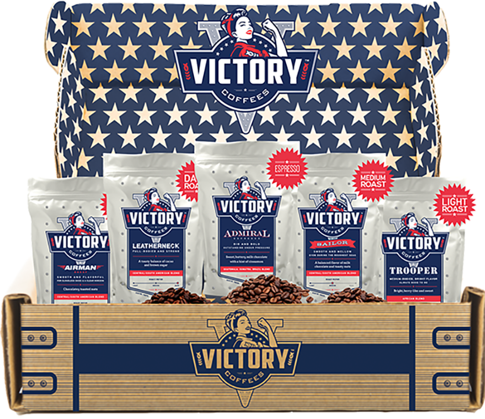 Victory Coffees - Victory Squad (Sample Pack)