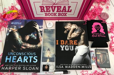 Reveal Book Box Photo 3