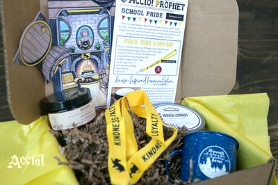 The Accio! Box Photo 1