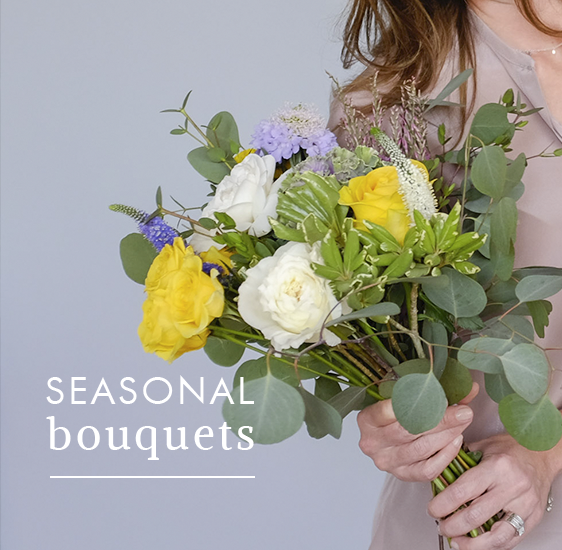 Beautiful Bouquet Of Flowers Delivered In A Vase Enjoyflowers