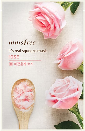 It's real squeeze mask - Rose