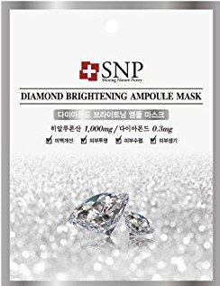 Diamond Brightening Ampoule Mask