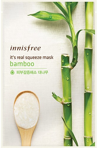 It's real squeeze mask - Bamboo