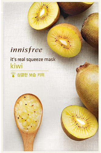 It's real squeeze mask - Kiwi