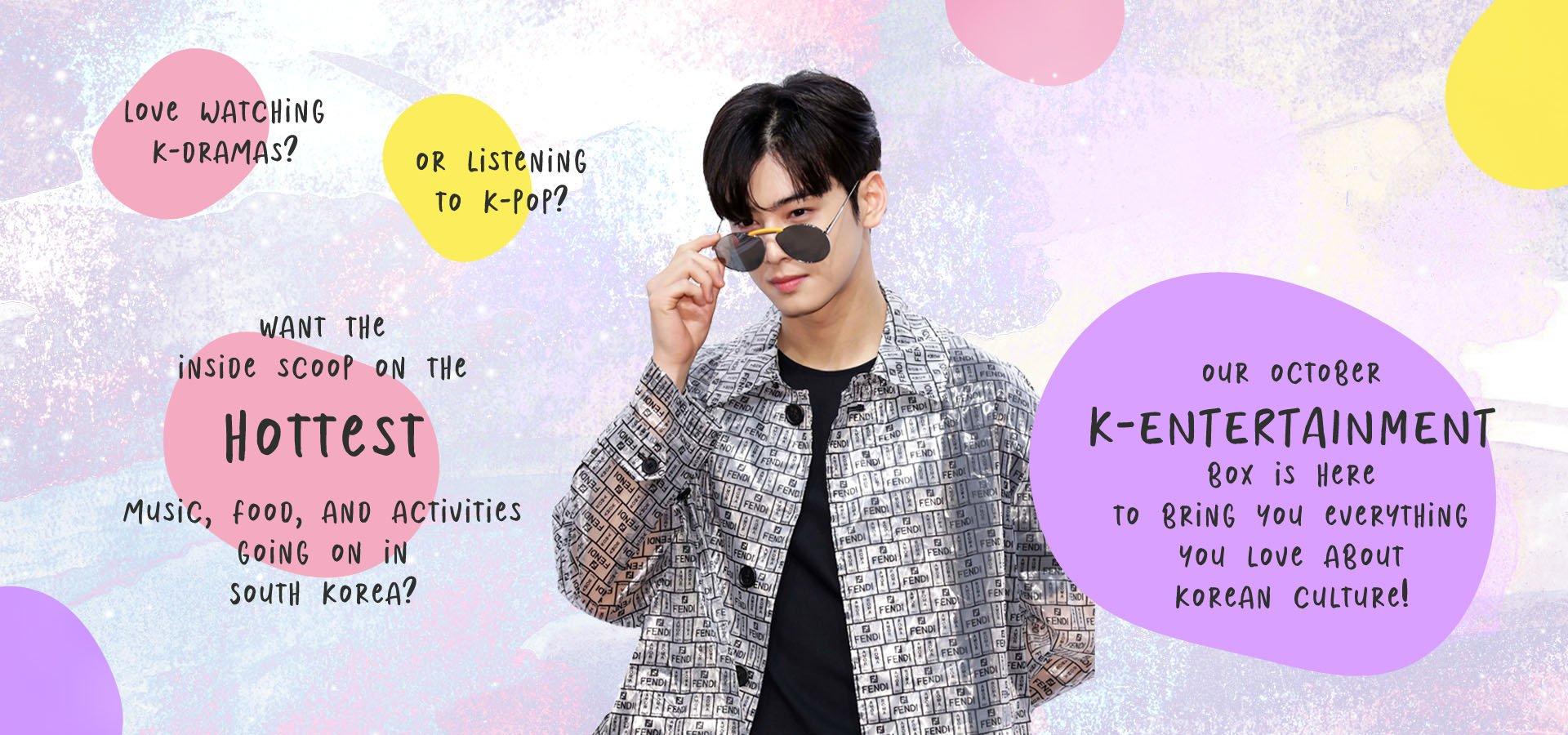 Korean Culture Box | Korean Subscription Box - Inspire Me Korea