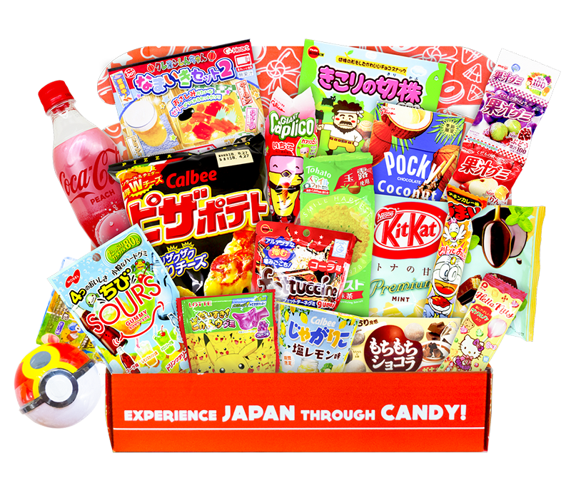 Japanese Candy Subscription Boxes
