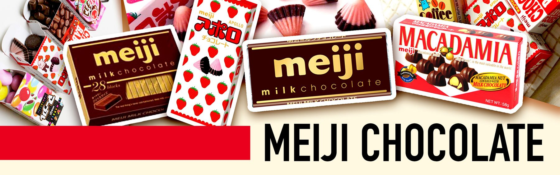 Meiji Chocolate – Japan Crate