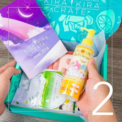 We Pack Your Kira Kira Box  With Love