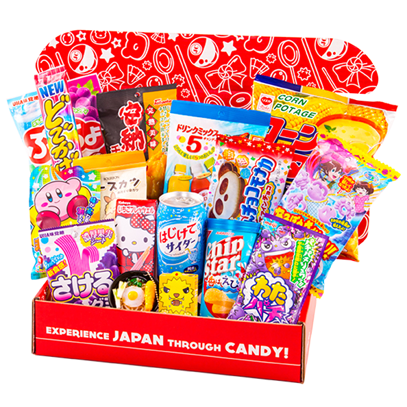 Select Your Crate  sc 1 th 225 & Japan Crate - Japanese Candy Delivered Monthly Aboutintivar.Com