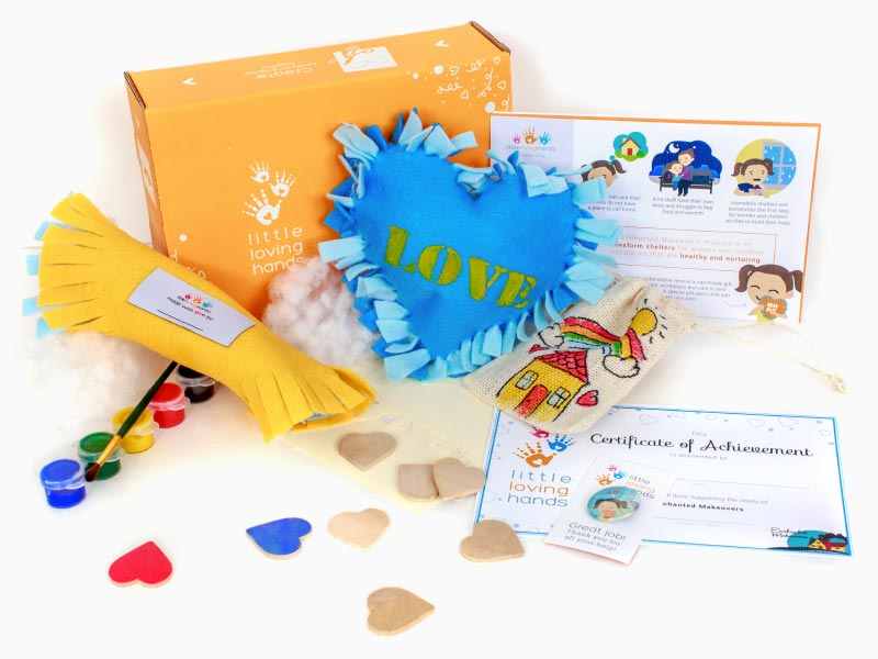 Craft Kits for a Cause! Little Loving Hands