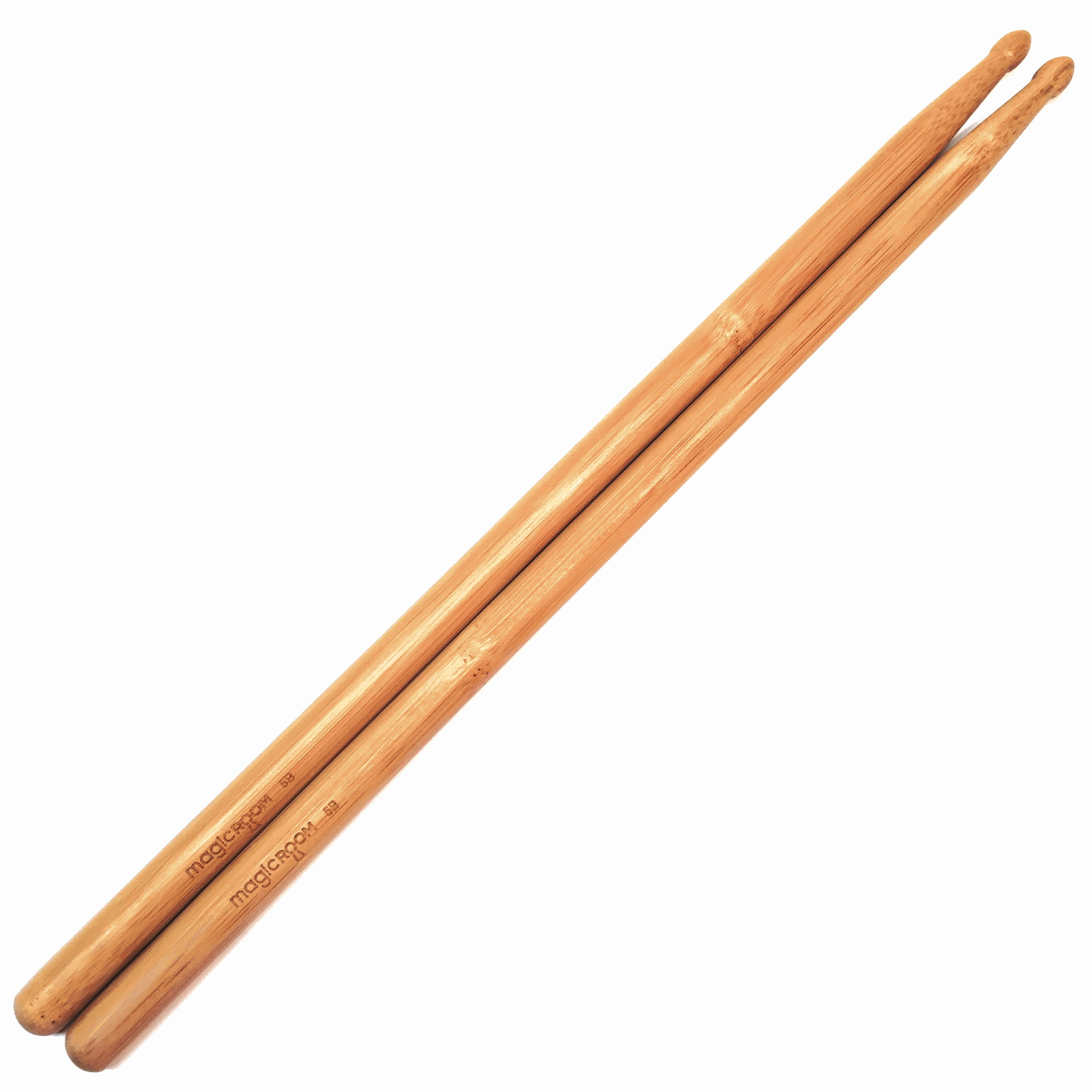 5B Bamboo Drumsticks | Magic Room Brand