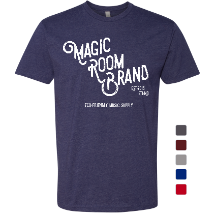 The Stage T-Shirt | Magic Room Brand