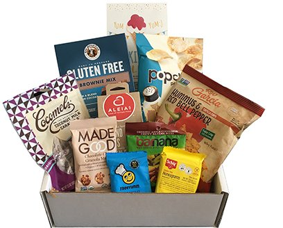 100 gluten and dairy free monthly delivery celiac safe kids club box 2500month or less a gluten free negle