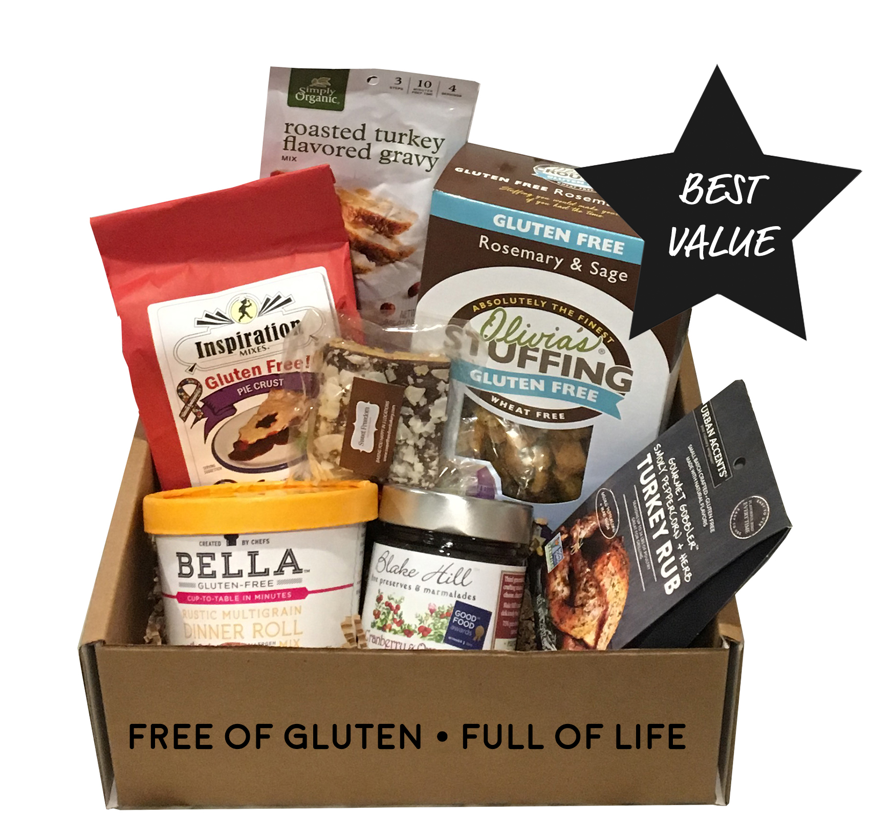 Gluten free meal box gluten free in the kitchen pantry staples 6 month pre pay 3500month negle Gallery