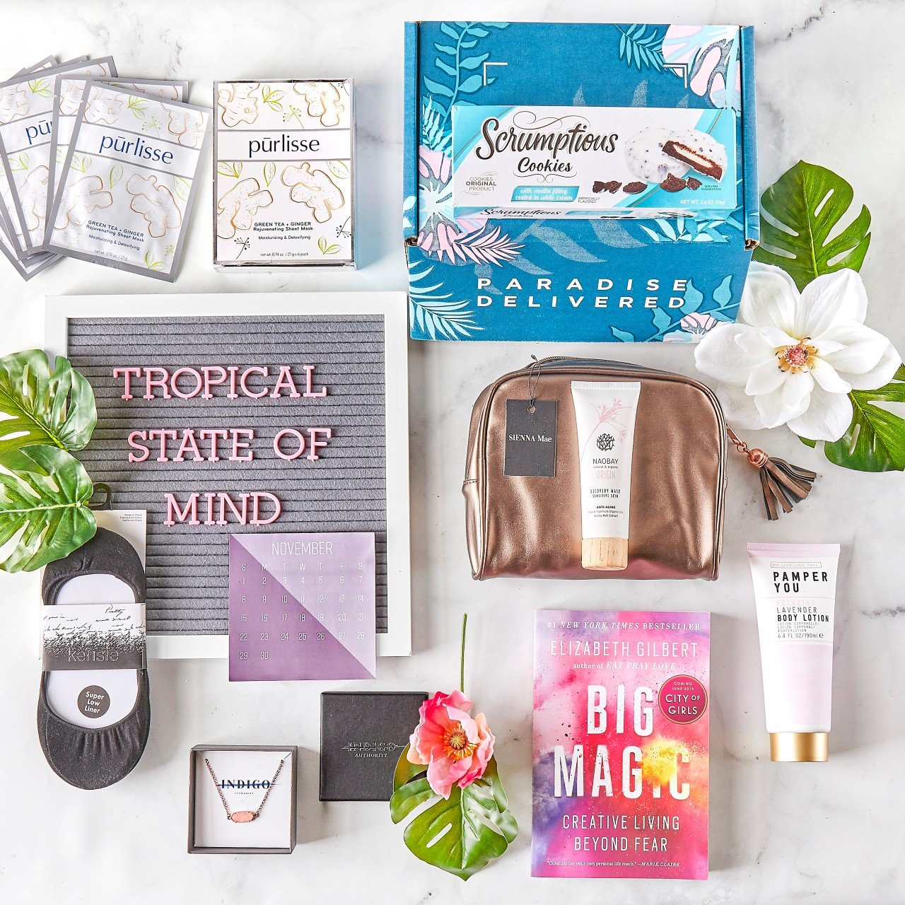 Paradise Delivered Subscription Box