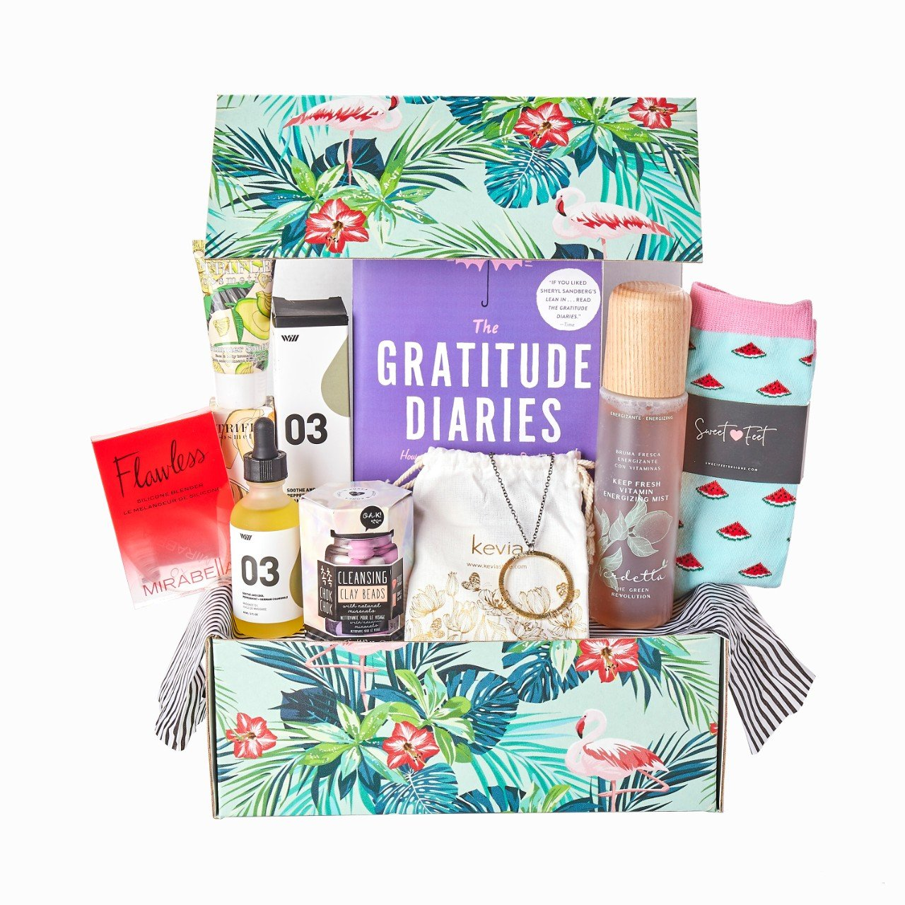 August 2020 Paradise Delivered Box