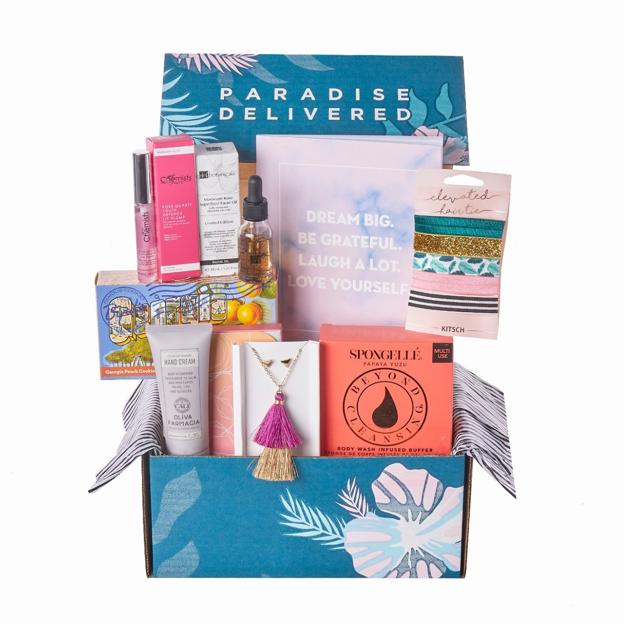 December 2020 Paradise Delivered Box