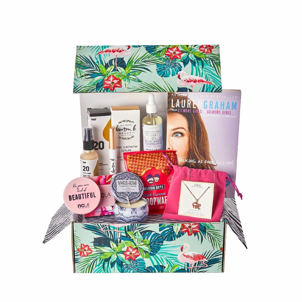 October 2020 Paradise Delivered Box