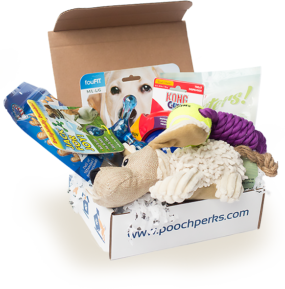Pooch Perks Subscription Box