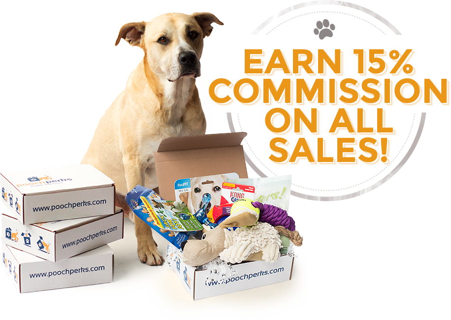 Pooch Perks Dog and Subscription Boxes