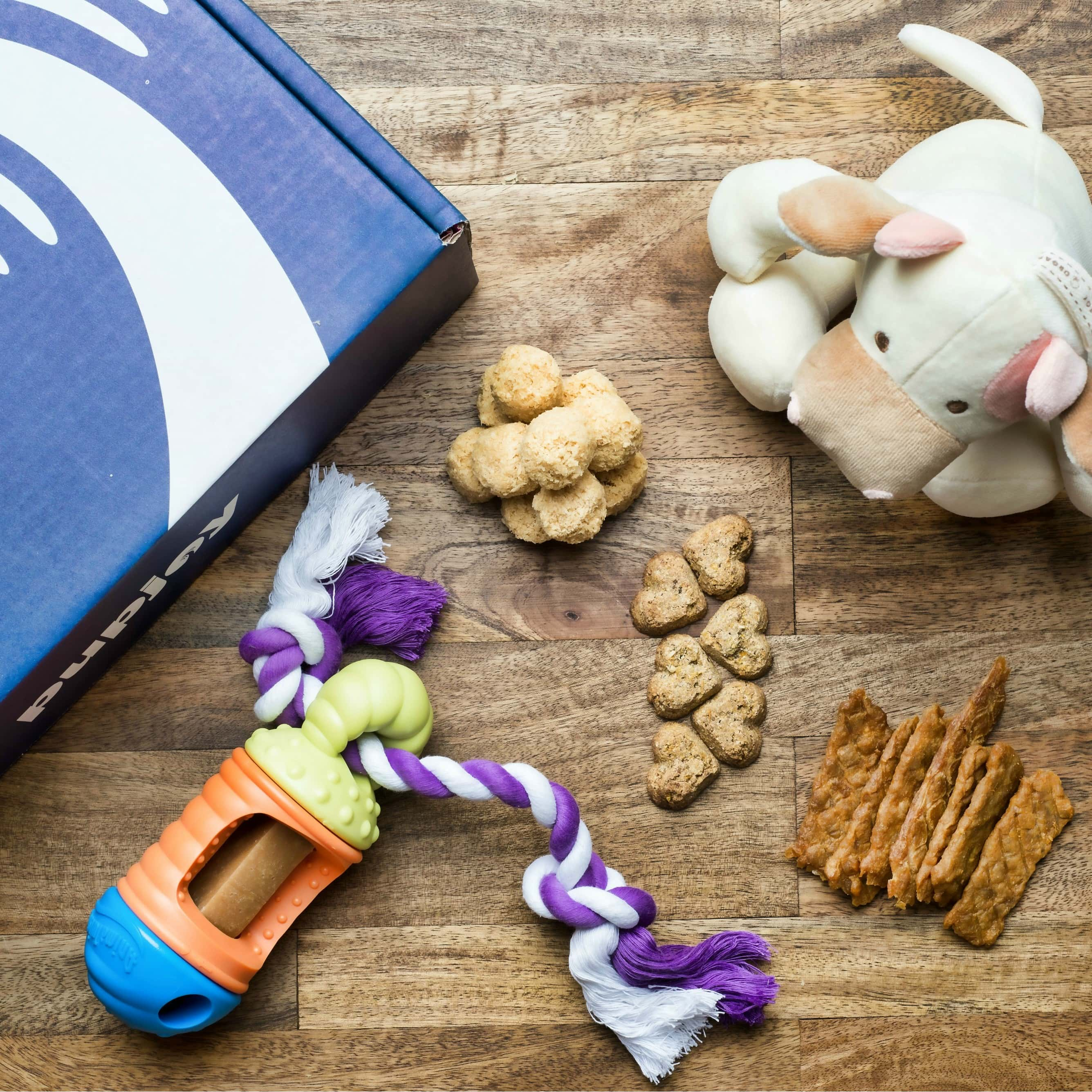Premium Natural Dog Treats Toys Accessories