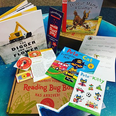 Reading Bug Box - Inspiring Young Readers