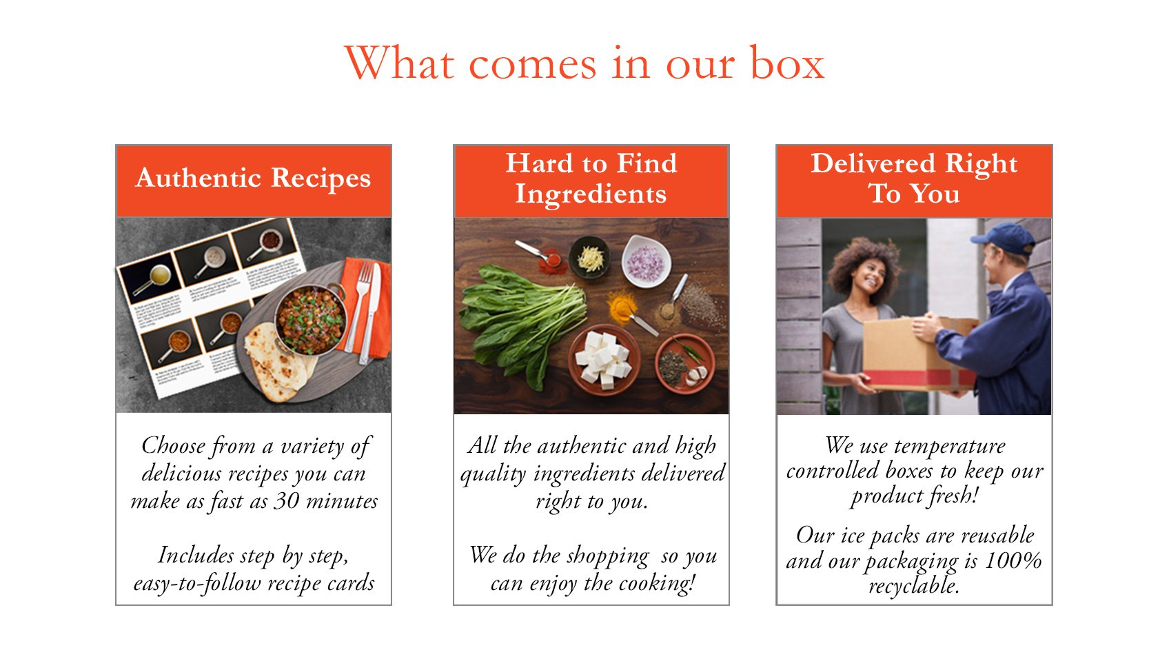 Saffron Fix Your Go To Place For Indian Meal Kits Groceries And