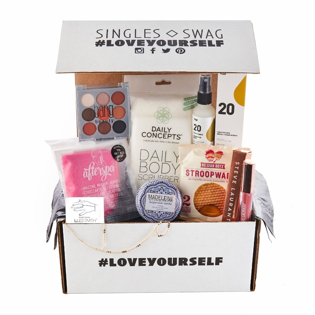 June 2019 Singlesswag Box