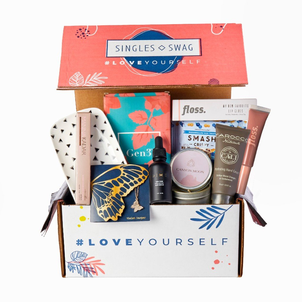 subscription box for women image of box