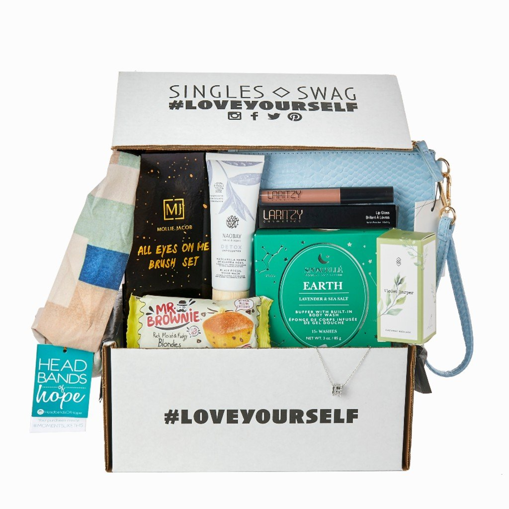 January 2020 Singlesswag Box