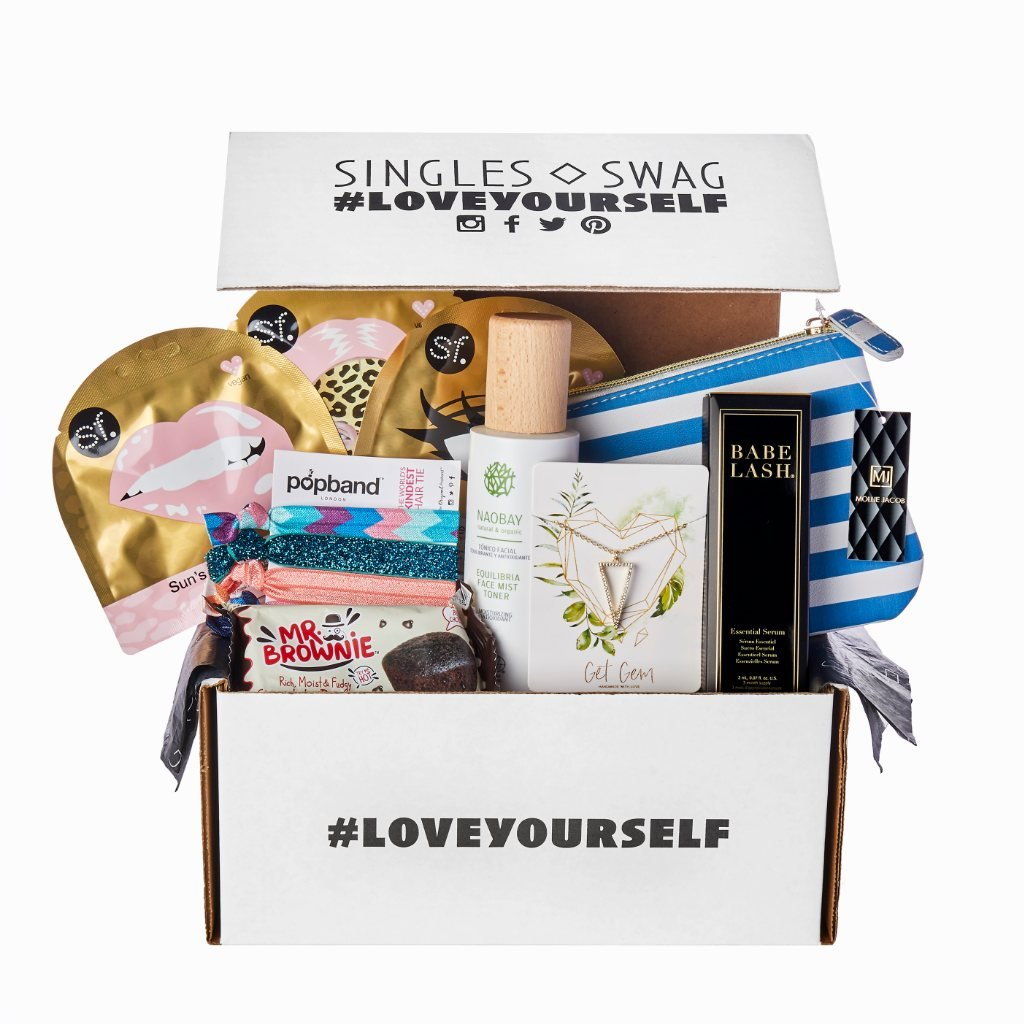 July 2019 Singlesswag Box