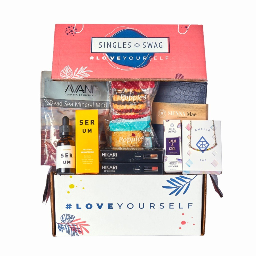 March 2020 Singlesswag Box