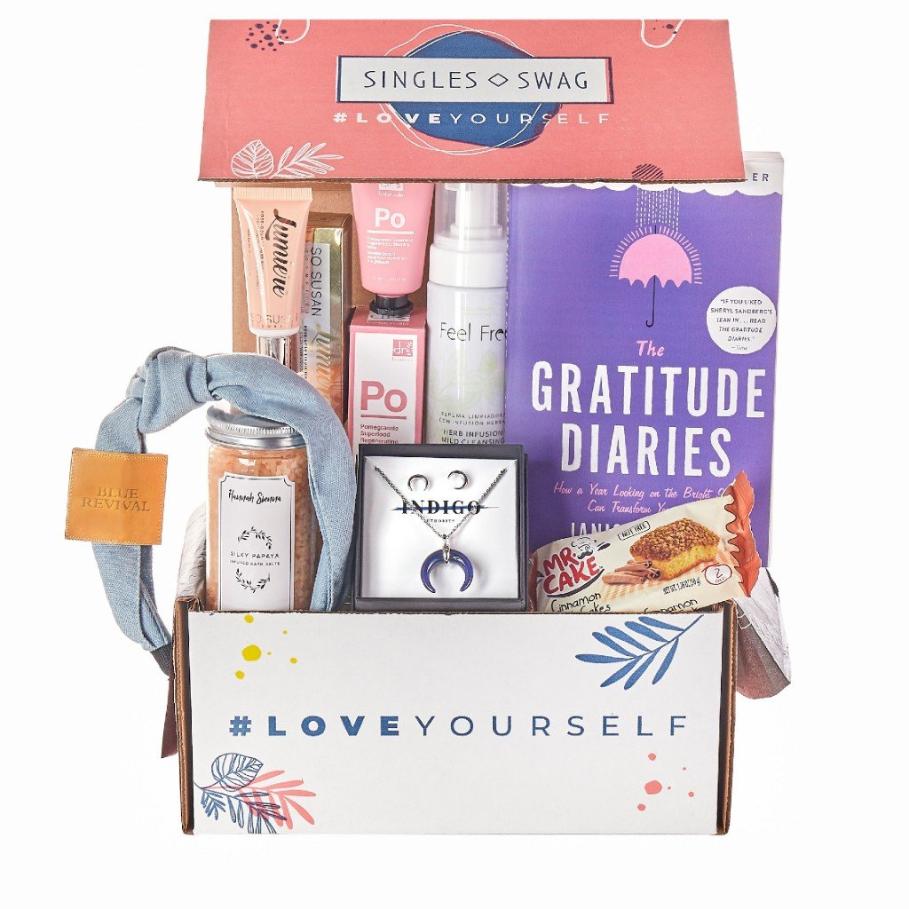 May 2020 Singlesswag Box