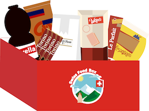 We ship Swiss Chocolate and Swiss snacks