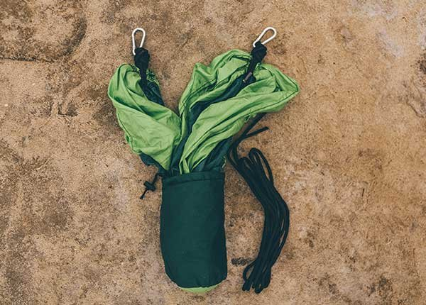 Lawson Parachute Hammock and Suspension System