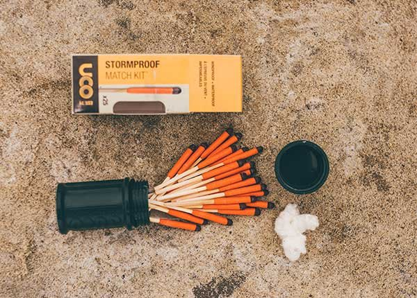 UCO Stormproof Sweetfire 8 pack Matches