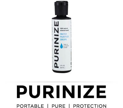 Purinize 2oz. purfication drops