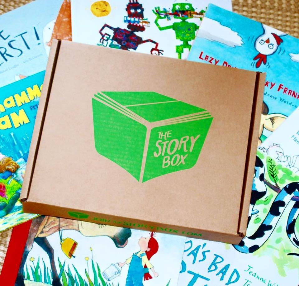 Try The Story Box Subscription...