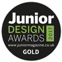 Junior Magazine Design Awards 2017 Gold Award Winner Logo Best Kids Subscription Box