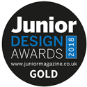 Junior Magazine Design Awards 2018 Gold Award Winner Logo Best Kids Subscription Box