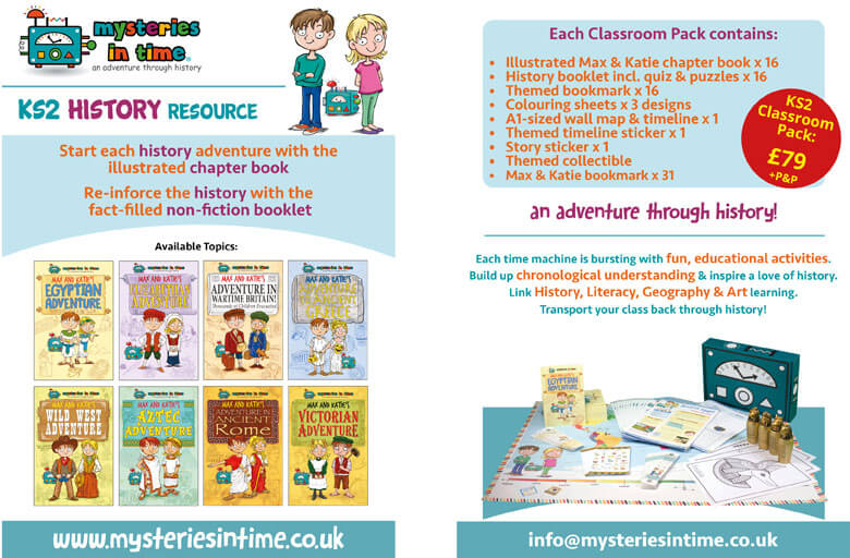 KS2 History Curriculum