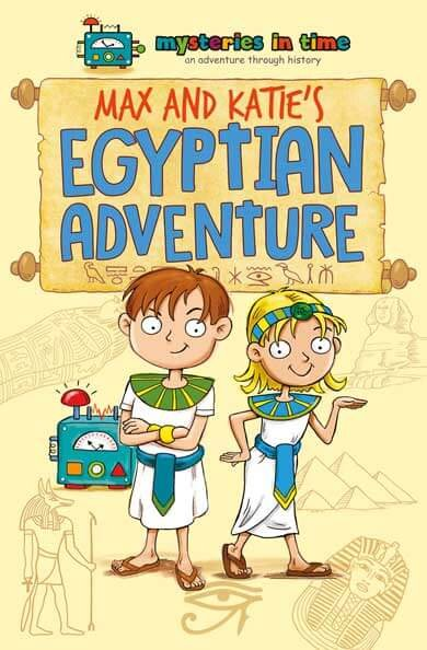 Ancient Egypt History Fiction Book for Kids