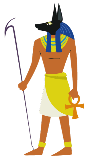 Anubis - Ancient Egyptian God