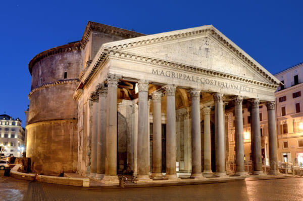 Ancient Rome Pantheon