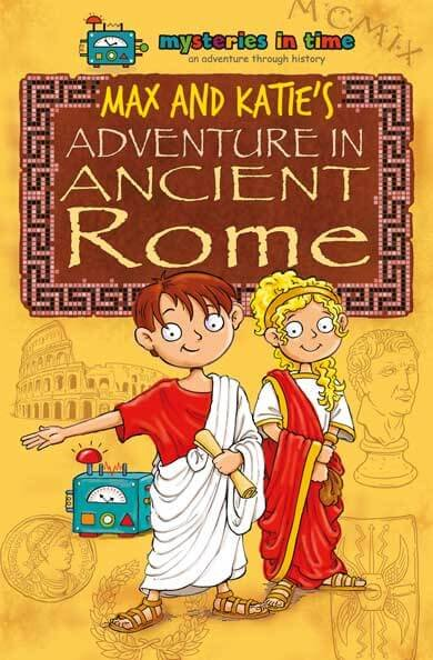 Ancient Rome History Fiction Book for Kids