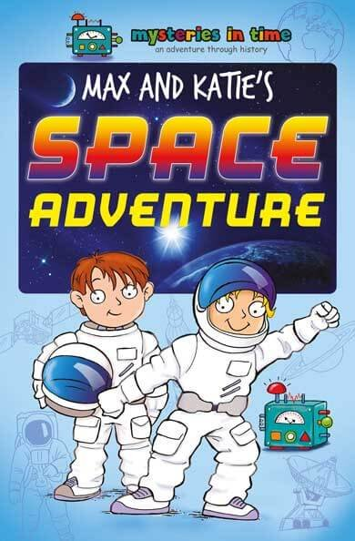 Space History Fiction Book for Kids