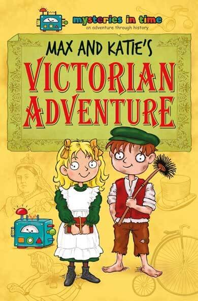 Victorian Era History Fiction Book for Kids