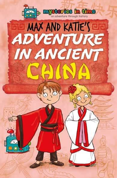 Ancient China History Fiction Book for Kids